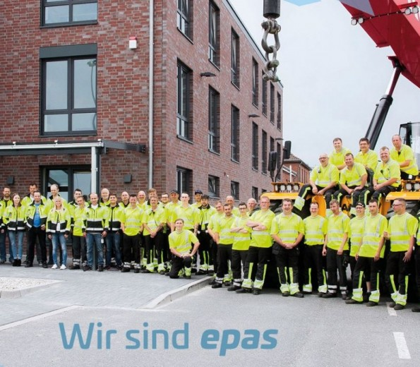 Ems Ports Agency and Stevedoring Beteiligungs GmbH